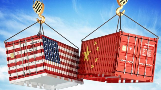 US-China tensions ratchet up again – good news for gold