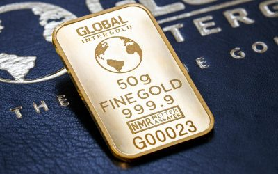 Gold rises as global tensions increase and yields drop