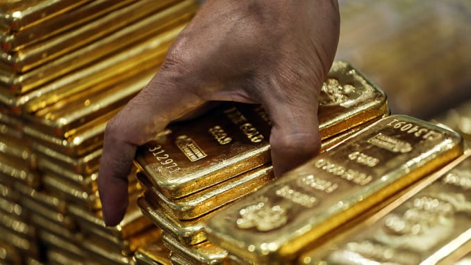 Gold reaches a record all time high with huge upside on the horizon