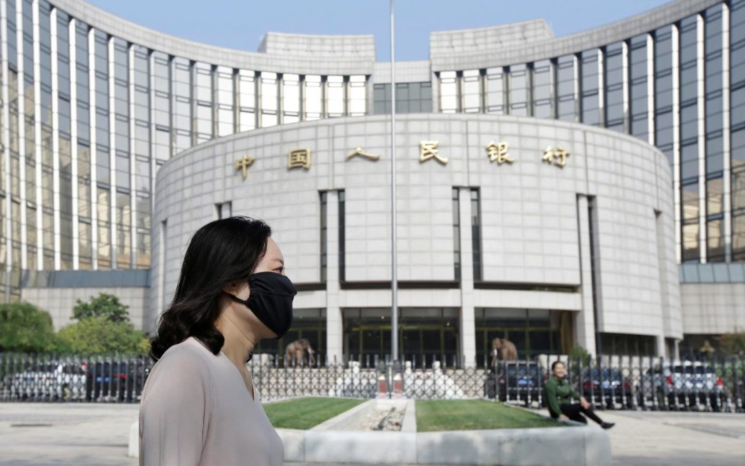 China's Central Bank Triggers Best Buy Opportunity of the Year