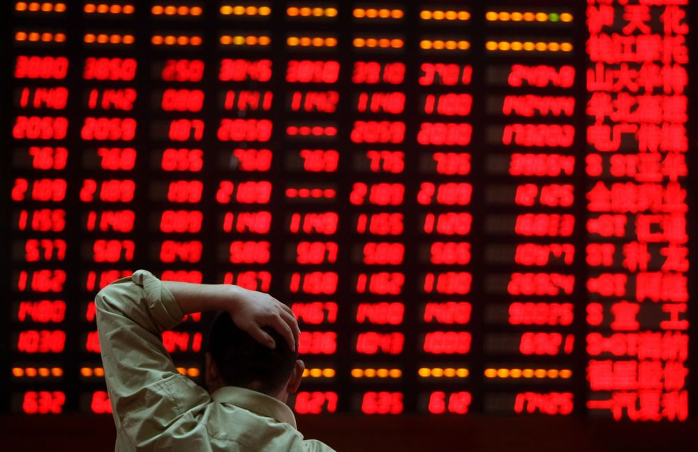 Could the stock market be about to crash?