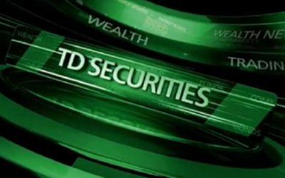 TD Securities Revises Gold Forecast up to $2000