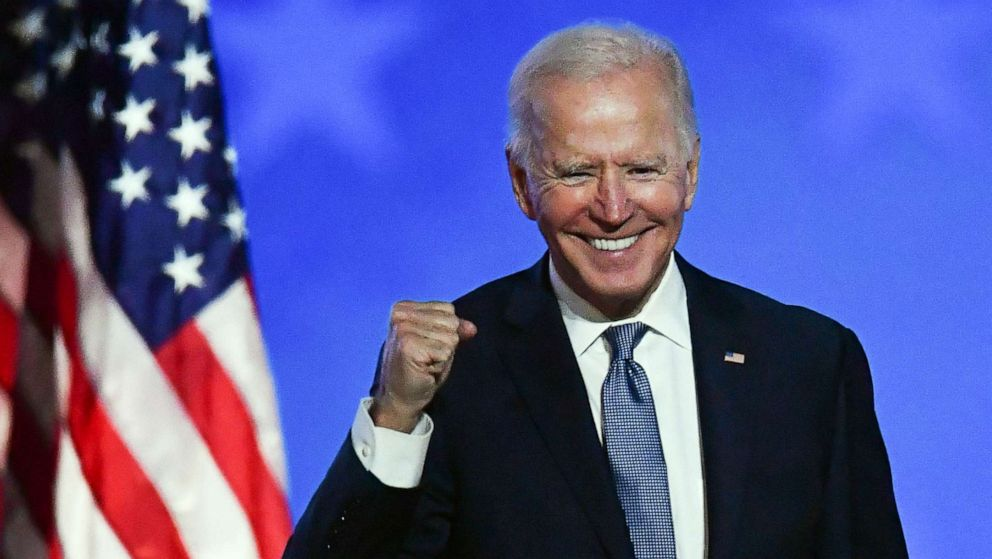 President-elect Biden gives gold a boost with expansive stimulus plans