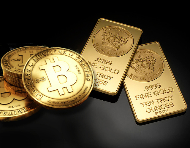 US investors choosing gold over crypto as digital bubble bursts
