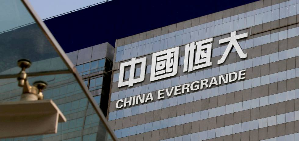 Chinese property company collapse could have global economic consequences