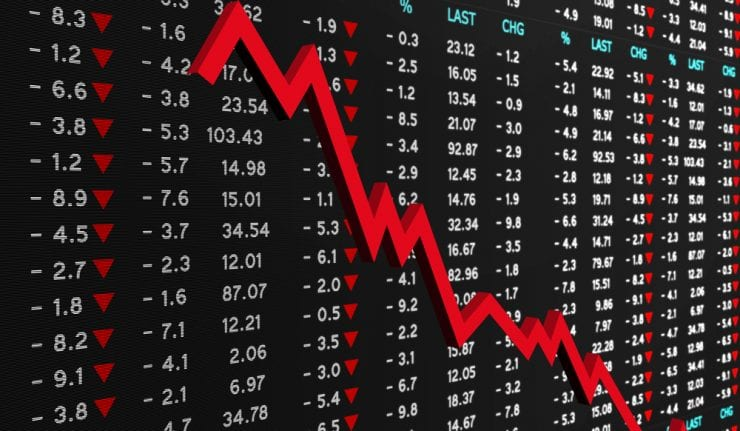 Market crash could happen as soon as this month